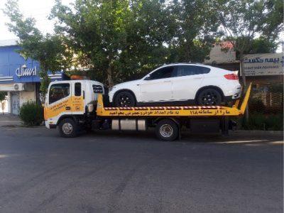 امداد خودرو پارس آباد