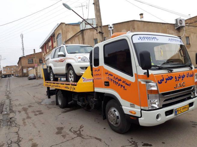 امداد خودرو سراوان